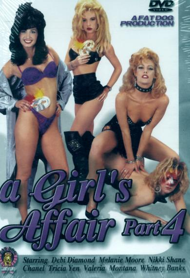 Lesbian - (90's Classic) A Girl's Affair pt. 4 (1994)