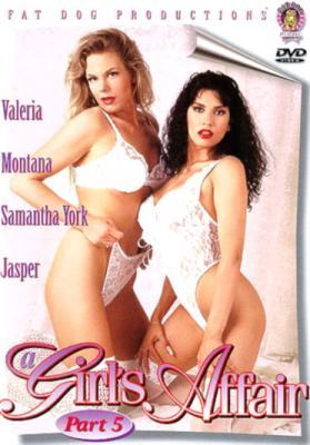 Lesbian - (90's) A Girl's Affair 5 (1994)