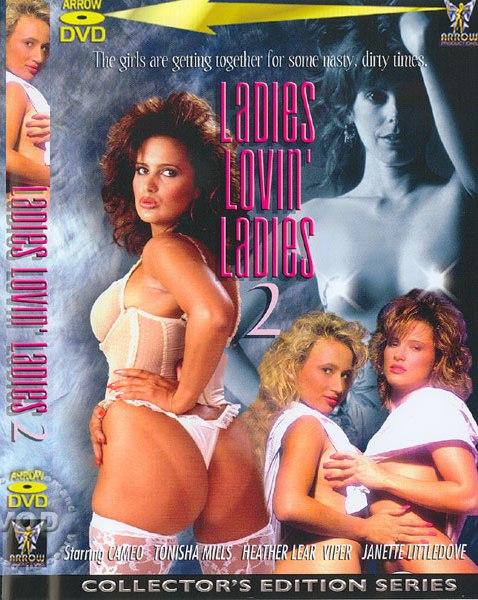 Lesbian 90 classic - Ladies Lovin Ladies 2 (1991)