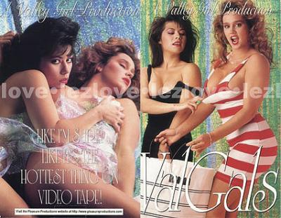 Val Gals (1990)Valley Girl Productions vid Val Gals - Lesbian Classic
