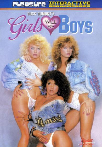 Lesbian - Girls Will Be Boys part 1 (1992)